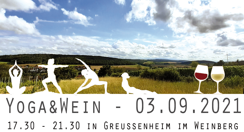 Yoga & Wein - Greussenheim